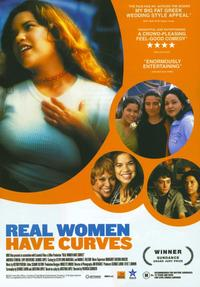 Real Women Have Curves - 27 x 40 Movie Poster - Style B