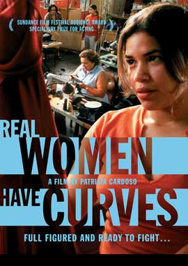 Real Women Have Curves - 11 x 17 Movie Poster - Style C