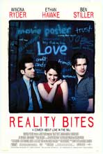 Reality Bites - Movie Poster - Reproduction - 11 x 17 Style A