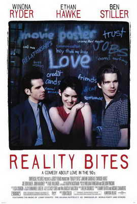 Reality Bites - 27 x 40 Movie Poster