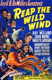 Reap the Wild Wind - 11 x 17 Movie Poster - Style B