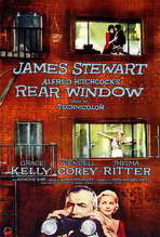 Rear Window - 27 x 40 Movie Poster - Style A