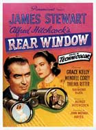 Rear Window - 11 x 17 Movie Poster - Style G