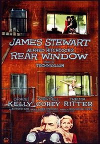 Rear Window - 43 x 62 Movie Poster - Bus Shelter Style A