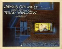 Rear Window - 22 x 28 Movie Poster - Half Sheet Style A