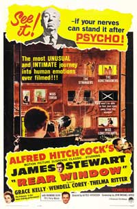 Rear Window - 43 x 62 Movie Poster - Bus Shelter Style B