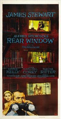 Rear Window - 14 x 36 Movie Poster - Insert Style B