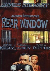 Rear Window - 11 x 17 Movie Poster - Style J