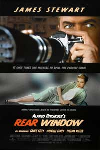 Rear Window - 11 x 17 Movie Poster - Style A