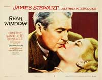 Rear Window - 11 x 14 Movie Poster - Style B