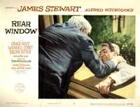 Rear Window - 11 x 14 Movie Poster - Style D
