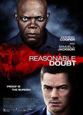 Reasonable Doubt - 11 x 17 Movie Poster - Style A