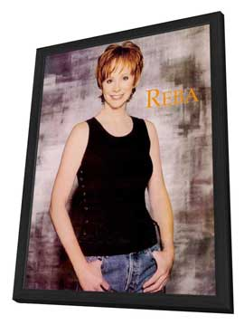 Reba McEntire - 11 x 17 Movie Poster - Style A - in Deluxe Wood Frame