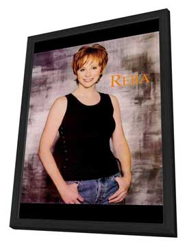 Reba McEntire - 27 x 40 Movie Poster - Style A - in Deluxe Wood Frame