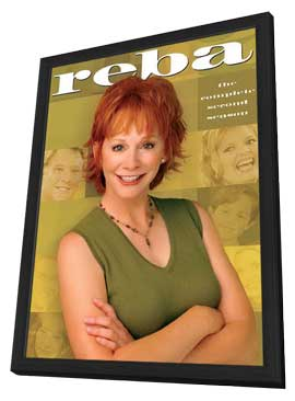 Reba - 11 x 17 Movie Poster - Style A - in Deluxe Wood Frame
