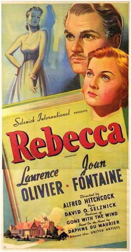 Rebecca - 11 x 17 Movie Poster - Style B
