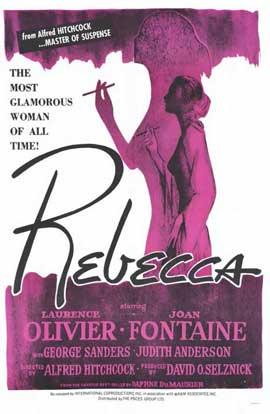 Rebecca - 11 x 17 Movie Poster - Style E