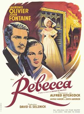 Rebecca - 11 x 17 Poster - Foreign - Style A