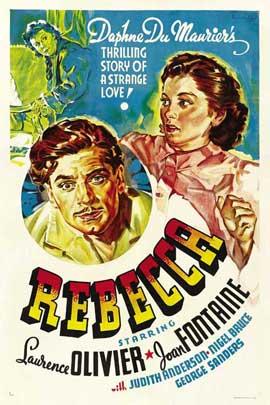 Rebecca - 27 x 40 Movie Poster - Style C