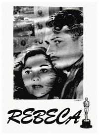 Rebecca - 11 x 17 Movie Poster - Spanish Style C
