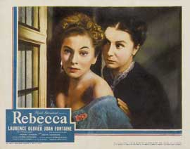 Rebecca - 11 x 14 Movie Poster - Style D