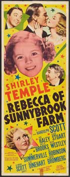 Rebecca of Sunnybrook Farm - 14 x 36 Movie Poster - Insert Style A