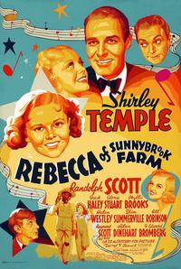 Rebecca of Sunnybrook Farm - 11 x 17 Movie Poster - Style B