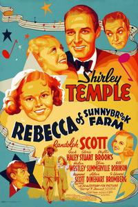 Rebecca of Sunnybrook Farm - 43 x 62 Movie Poster - Bus Shelter Style A
