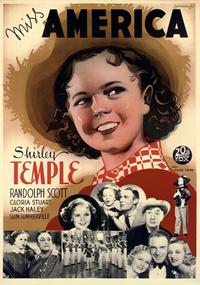 Rebecca of Sunnybrook Farm - 11 x 17 Movie Poster - Swedish Style A