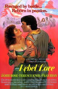 Rebel Love - 43 x 62 Movie Poster - Bus Shelter Style A