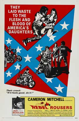Rebel Rousers - 43 x 62 Movie Poster - Bus Shelter Style A