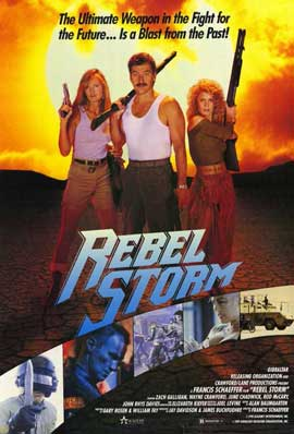 Rebel Storm - 11 x 17 Movie Poster - Style A