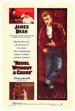 Rebel without a Cause - 27 x 40 Movie Poster - Style A