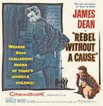 Rebel without a Cause - 11 x 17 Movie Poster - Style I
