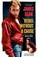 Rebel without a Cause - 27 x 40 Movie Poster