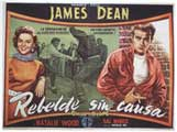 Rebel without a Cause - 27 x 40 Movie Poster - Spanish Style A