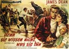 Rebel without a Cause - 11 x 17 Movie Poster - German Style D