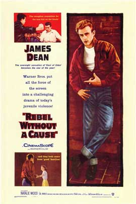 Rebel without a Cause - 11 x 17 Movie Poster - Style A