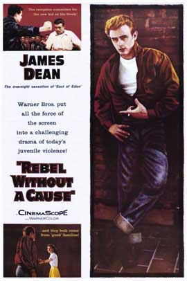 Rebel without a Cause - 11 x 17 Movie Poster - Style C