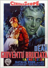 Rebel without a Cause - 11 x 17 Movie Poster - Italian Style B