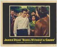 Rebel without a Cause - 11 x 14 Movie Poster - Style A