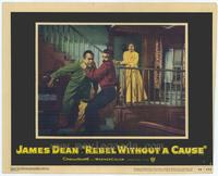 Rebel without a Cause - 11 x 14 Movie Poster - Style B