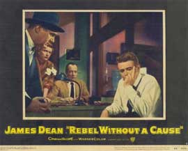 Rebel without a Cause - 11 x 14 Movie Poster - Style C