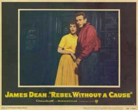 Rebel without a Cause - 11 x 14 Movie Poster - Style D