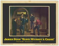 Rebel without a Cause - 11 x 14 Movie Poster - Style E