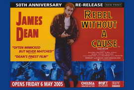 Rebel without a Cause - 27 x 40 Movie Poster - Style C