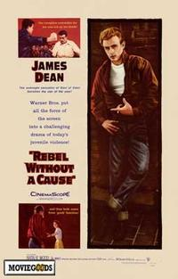 Rebel without a Cause - 43 x 62 Movie Poster - Bus Shelter Style B