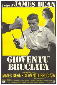 Rebel without a Cause - 27 x 40 Movie Poster - Italian Style A
