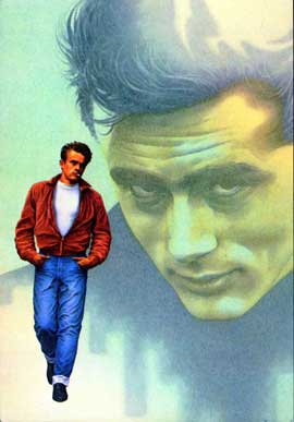 Rebel without a Cause - 11 x 17 Movie Poster - Style H