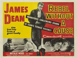 Rebel without a Cause - 11 x 14 Movie Poster - Style I